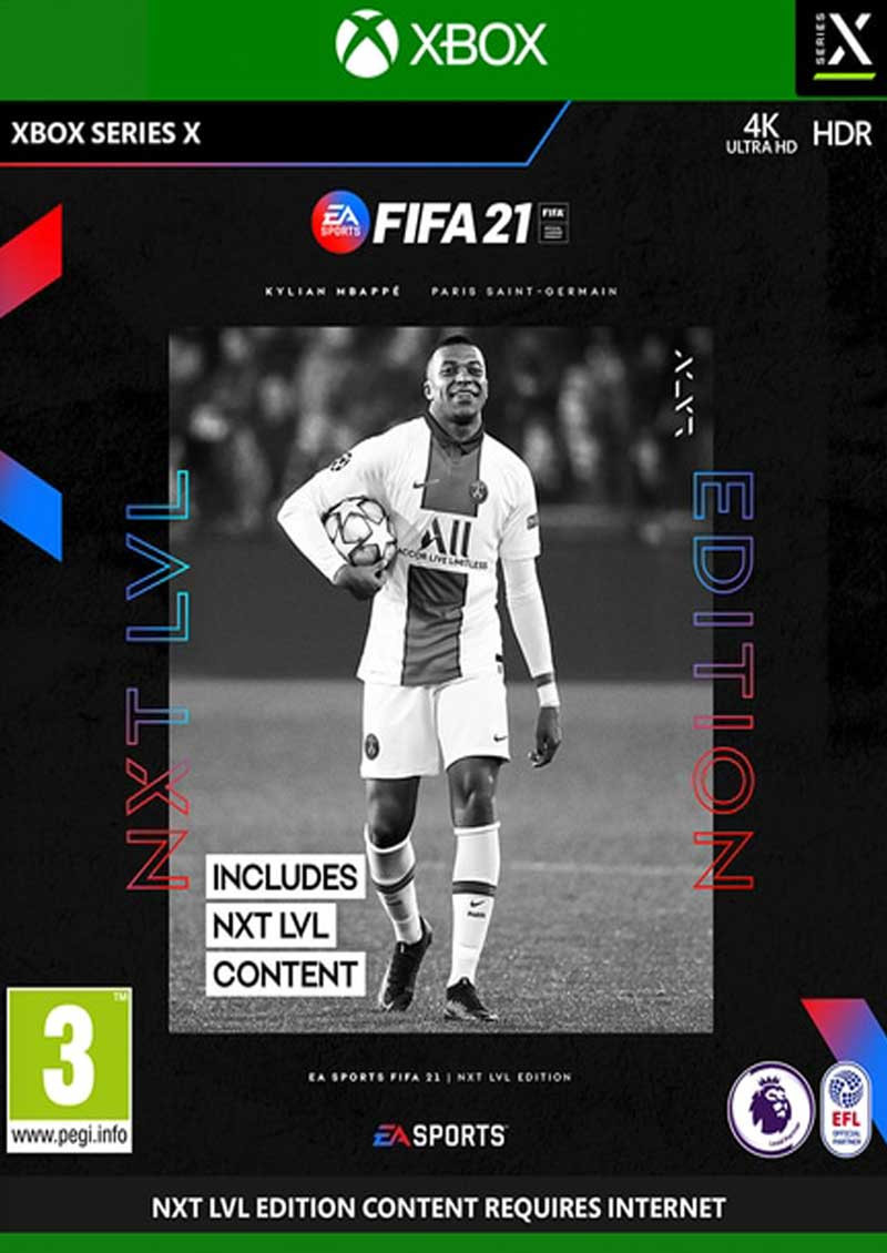 XBSX FIFA 21 Next Level Edition