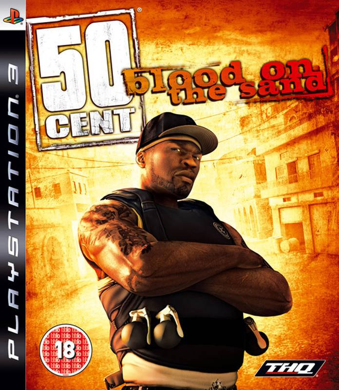 PS3 50 Cent - Blood On the Sand