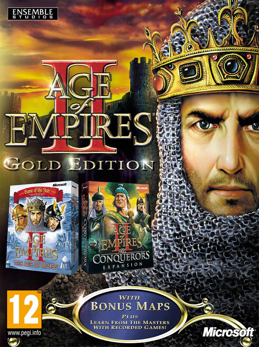 PCG Age of Empires 2 Gold Edition