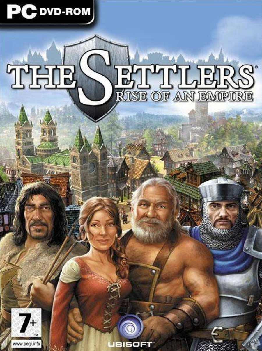 PCG The Settlers 6 - Rise of an Empire