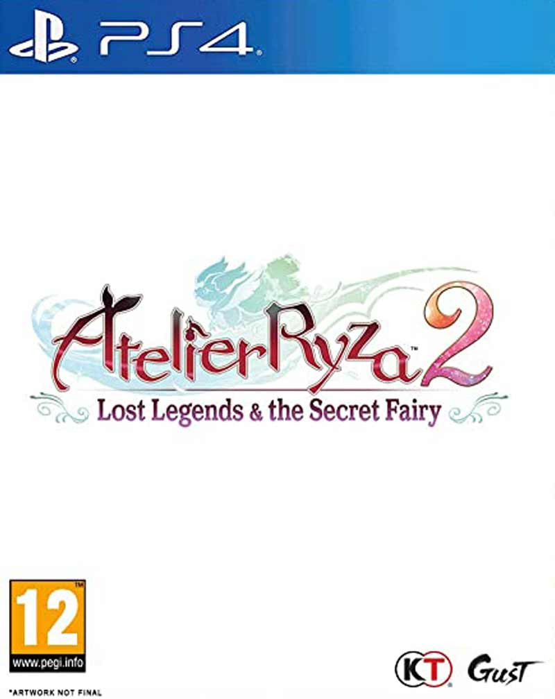 PS4 Atelier Ryza 2 Lost Legends And The Secret Fairy