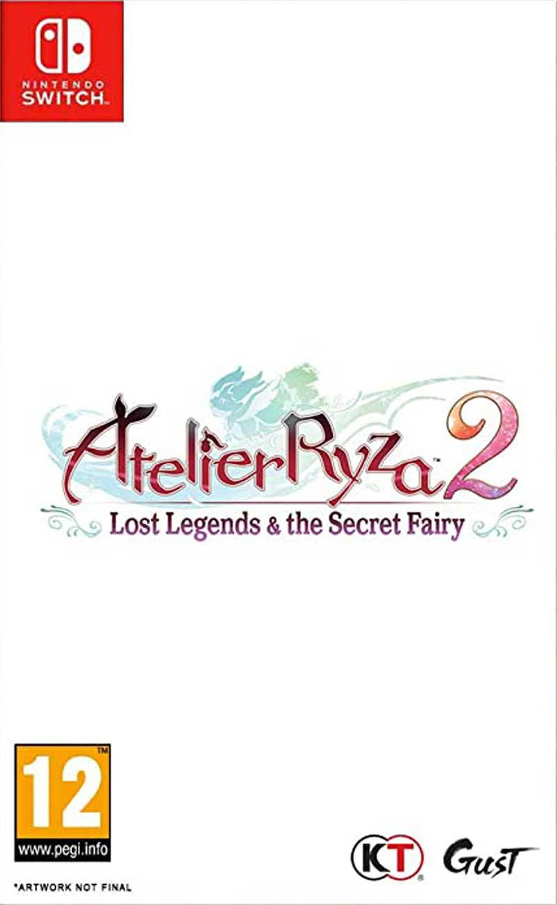 SWITCH Atelier Ryza 2 Lost Legends And The Secret Fairy