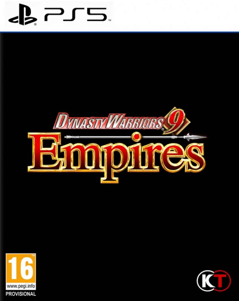 PS5 Dynasty Warriors 9 Empires