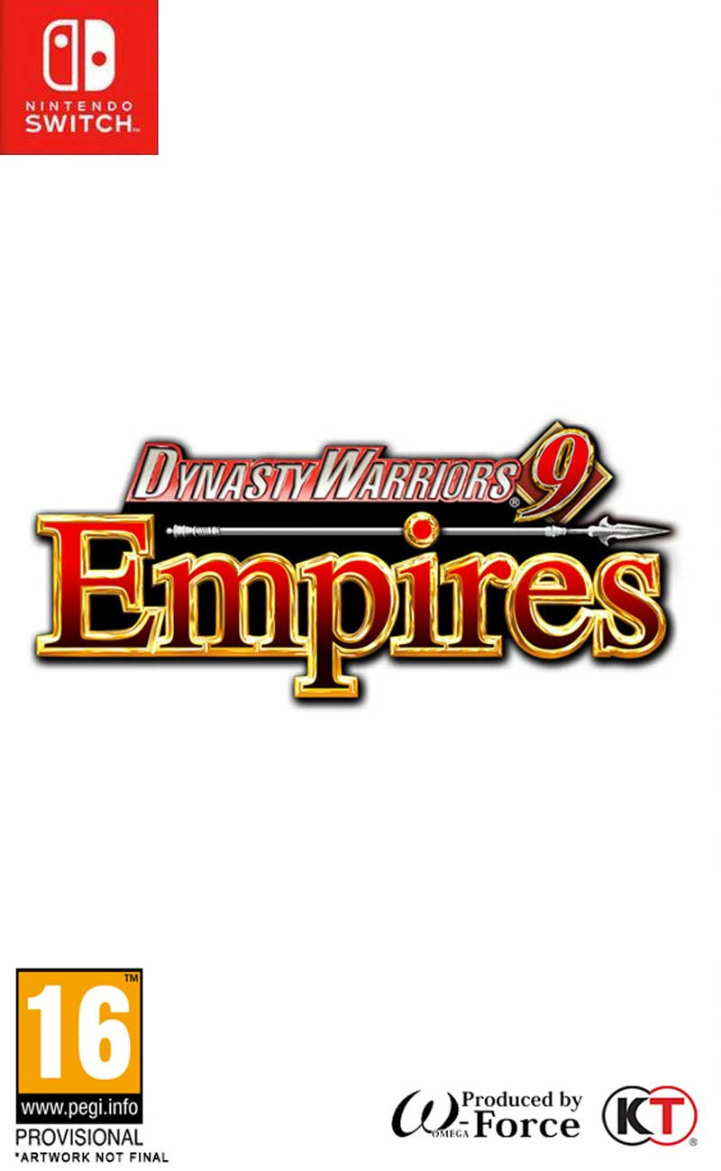 SWITCH Dynasty Warriors 9 Empires