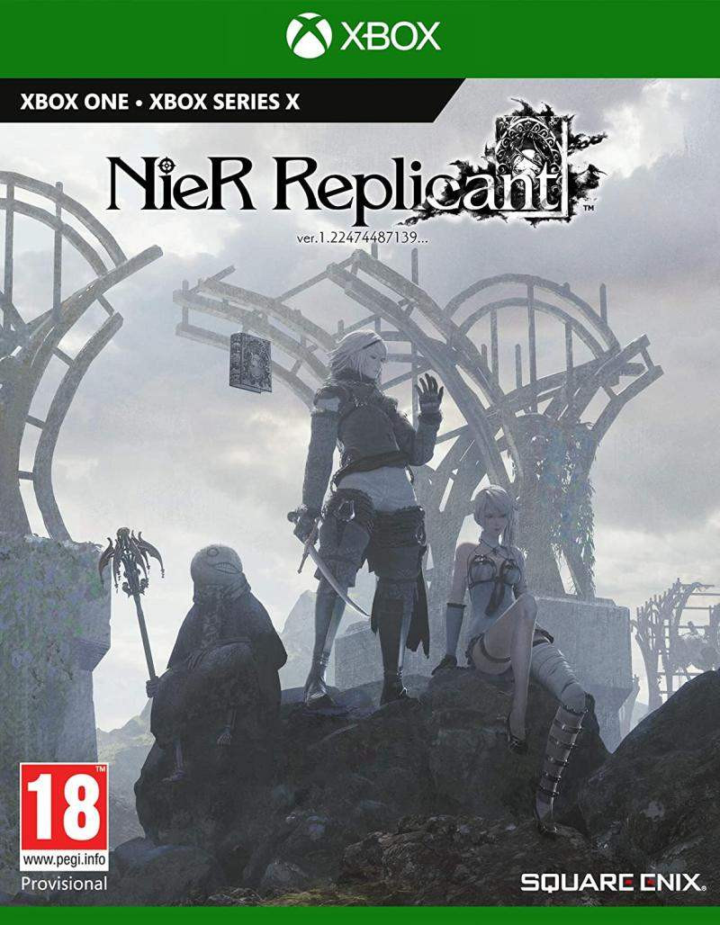 XBOX ONE NieR Replicant ver.1.22474487139…
