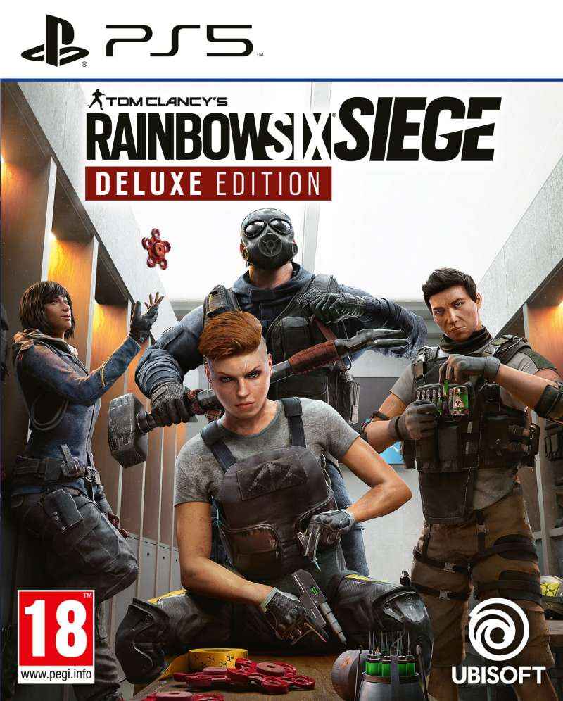 PS5 Tom Clancys Rainbow Six Siege Deluxe Year 6