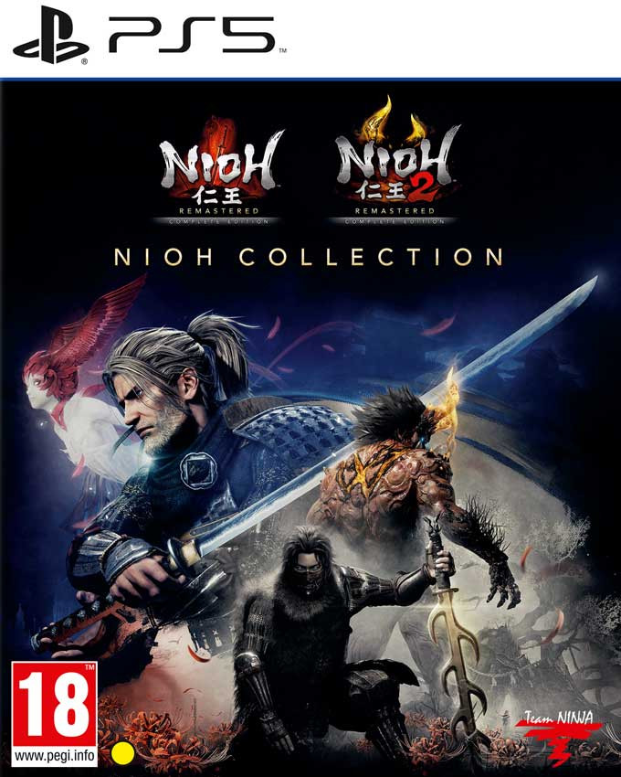 PS5 Nioh Collection Remastered