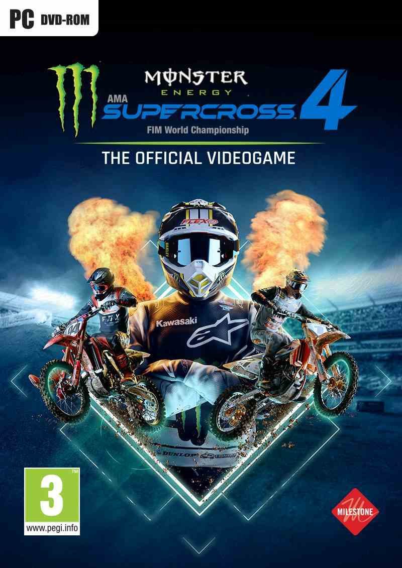 PCG Monster Energy Supercross - The Official Videogame 4