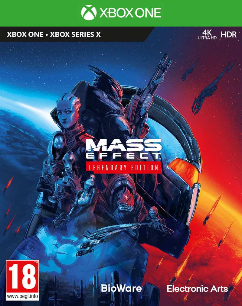 XBOX ONE Mass Effect Legendary Edition