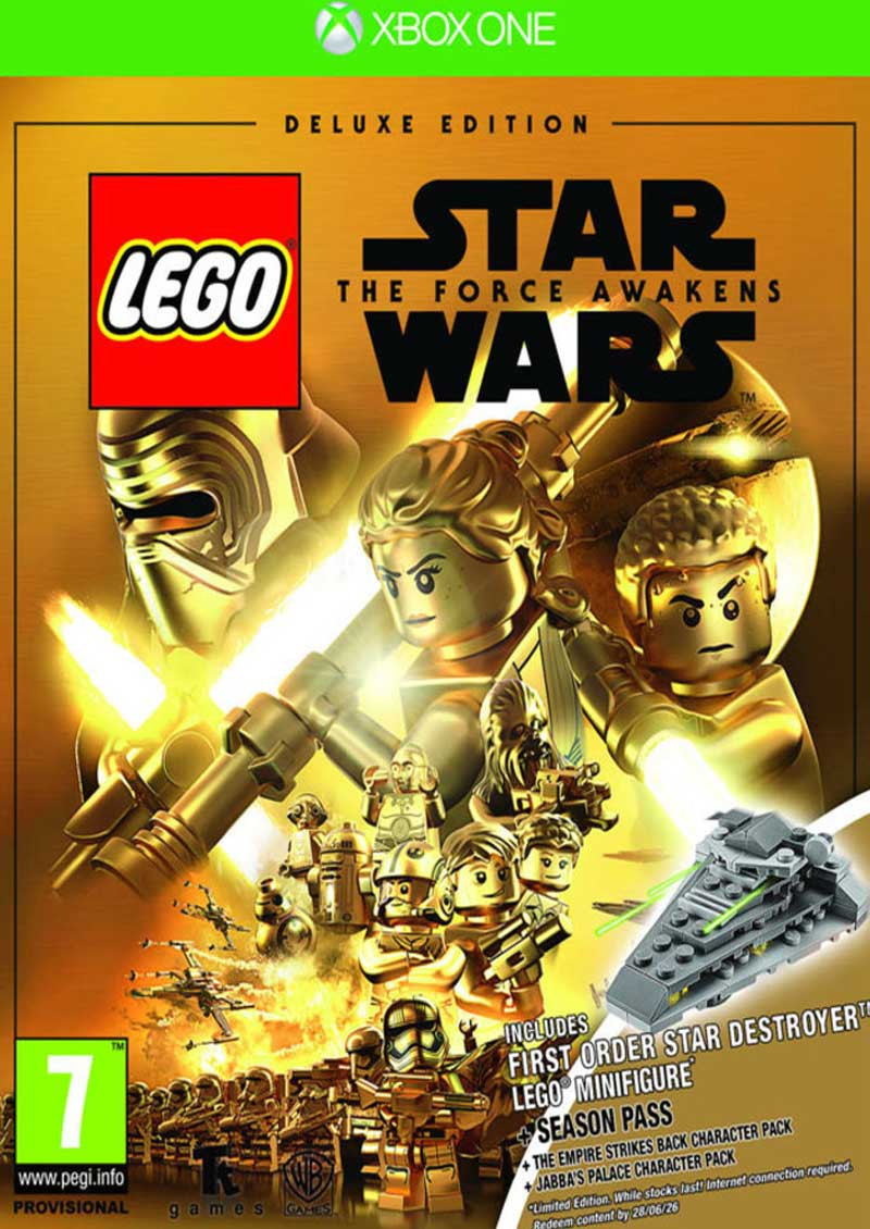 XBOX ONE LEGO Star Wars The Force Awakens - Deluxe Edition