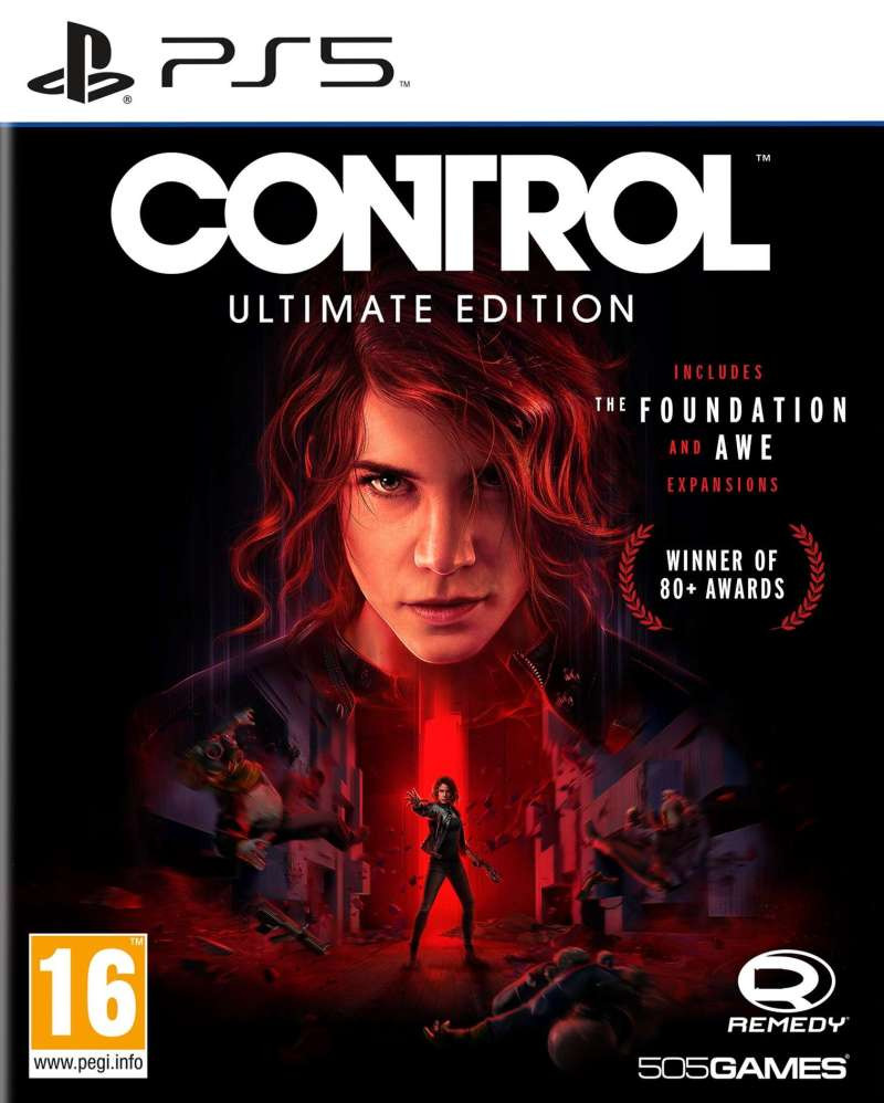 PS5 Control - Ultimate Edition
