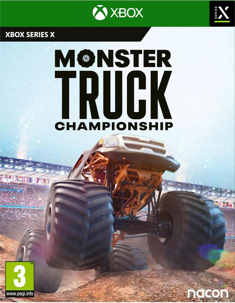 XBSX Monster Truck Championship