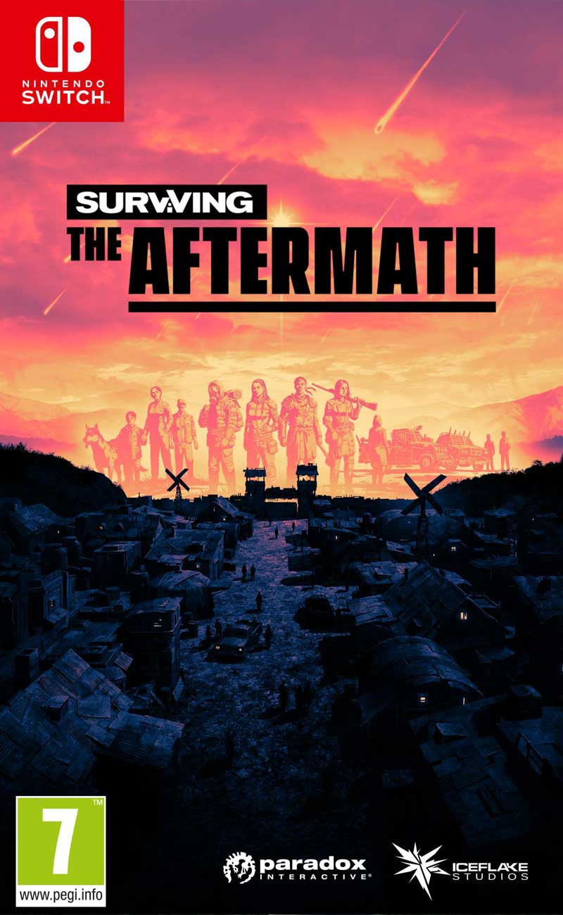 SWITCH Surviving The Aftermath - Day One Edition