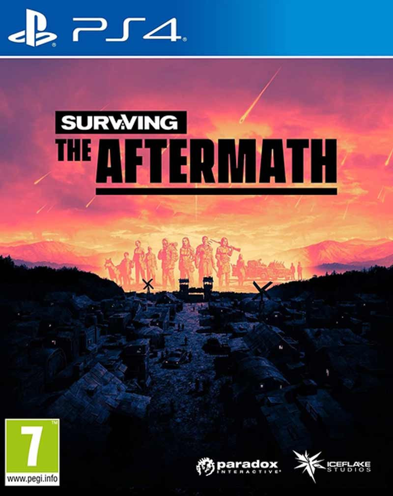 PS4 Surviving The Aftermath - Day One Edition