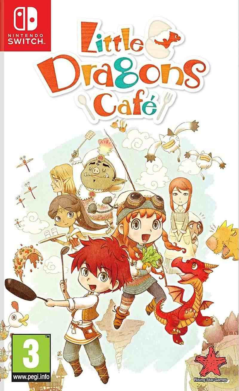 SWITCH Little Dragons Cafe