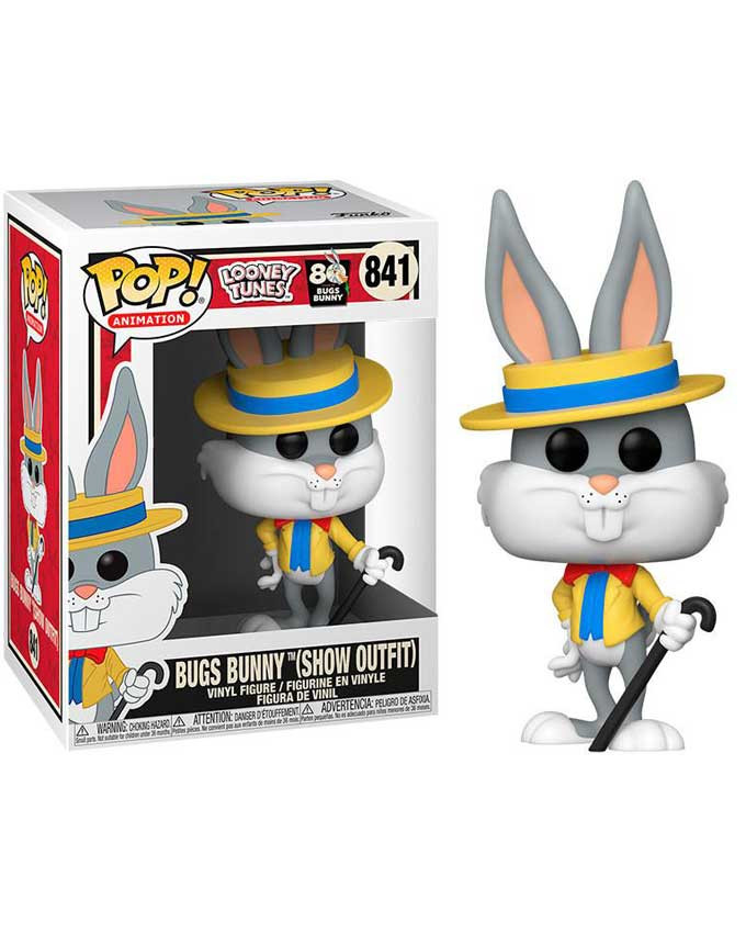 Figura POP! Bugs 80th - Bugs In Show Outfit