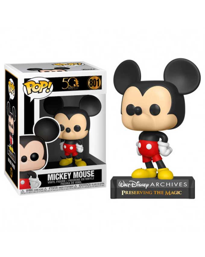 Figura POP! Disney Archives - Mickey Mouse