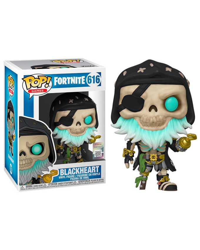 Figura POP! Fortnite - Blackheart