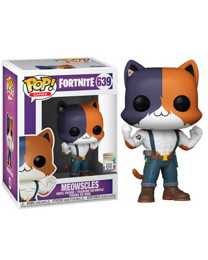 Figura POP! Fortnite - Meowscles