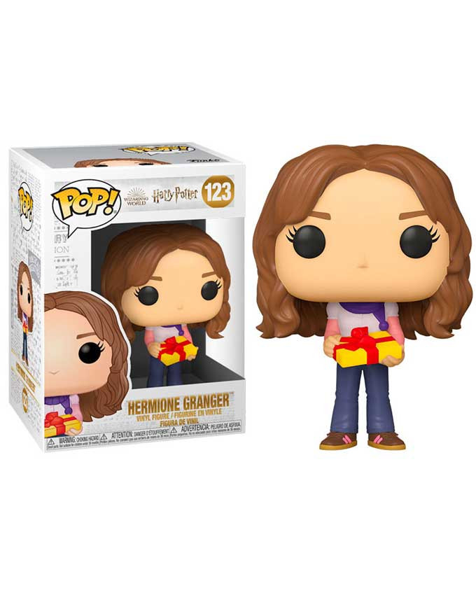 Figura POP! Harry Potter Holiday - Hermione Granger