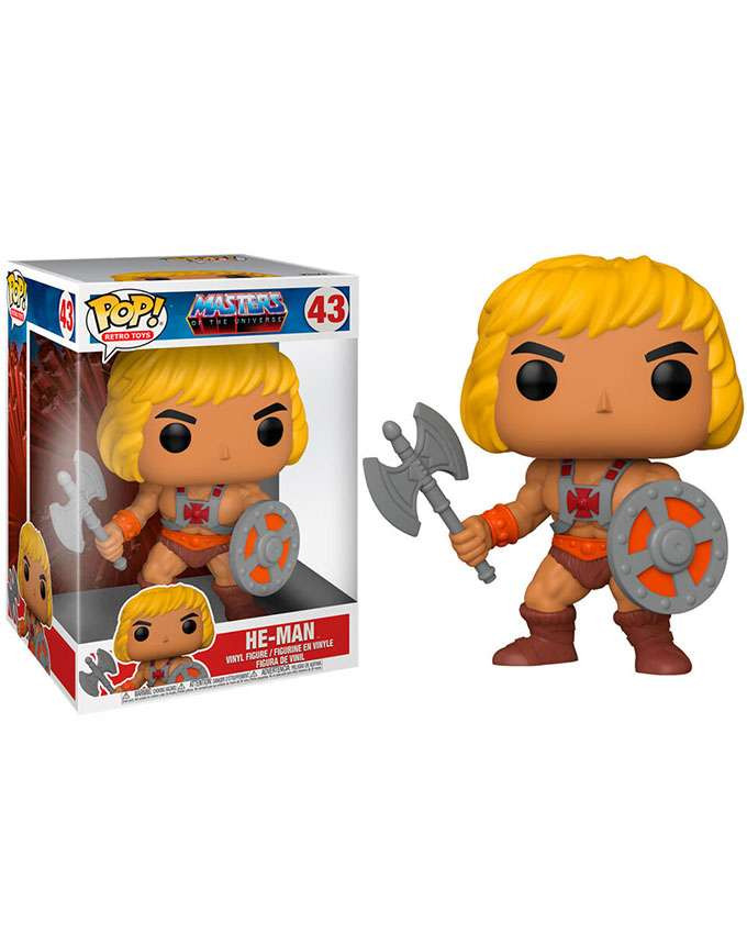 Figura POP! Masters of the Universe - HE-MAN 25cm