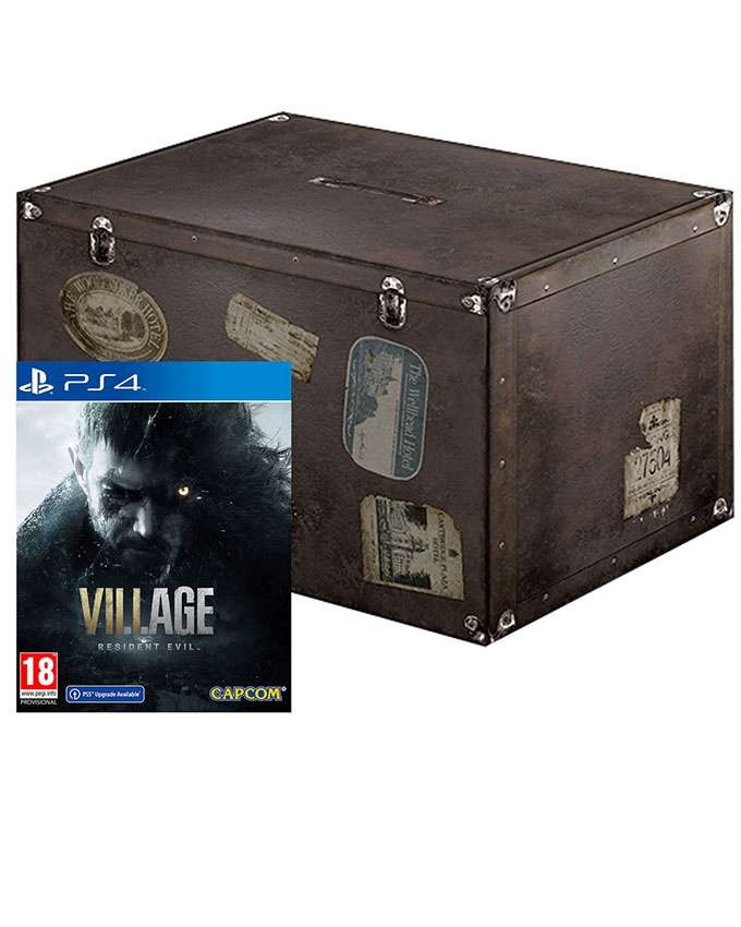 PS4 Resident Evil Village - Collectors Edition