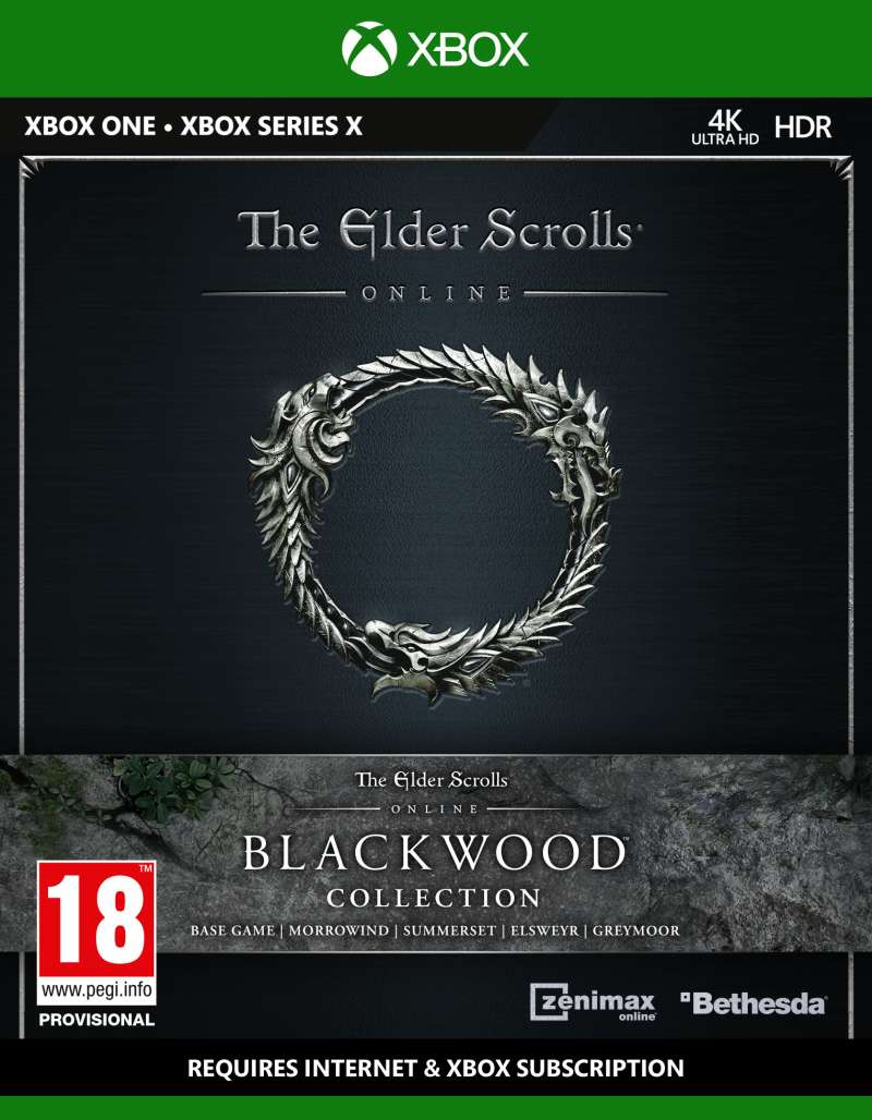 XBOX ONE The Elder Scrolls Online - Blackwood Collection
