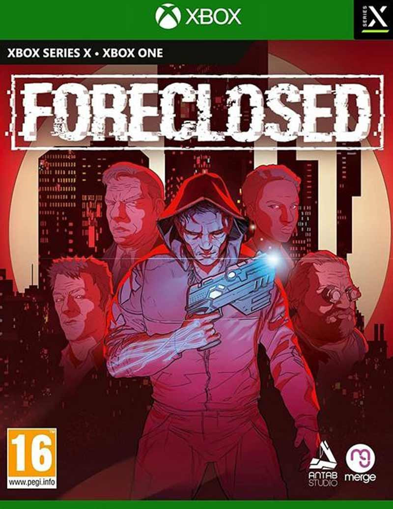 XBOX ONE Foreclosed