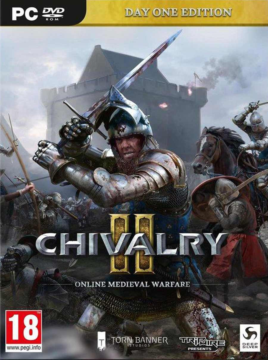 PCG Chivalry II - Day One Edition