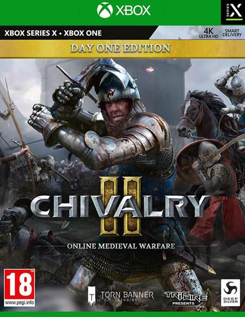 XBOX ONE Chivalry II - Day One Edition