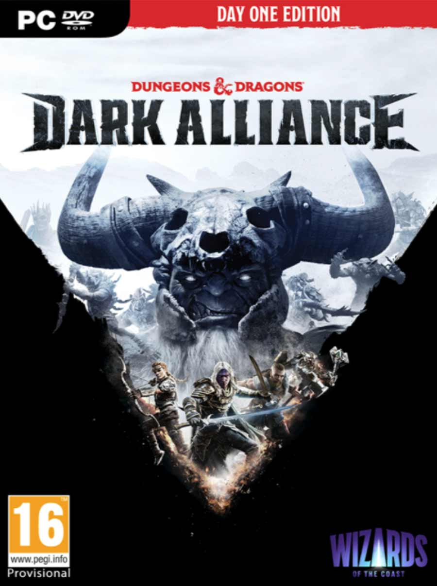 PCG Dungeons and Dragons Dark Alliance - Special Edition