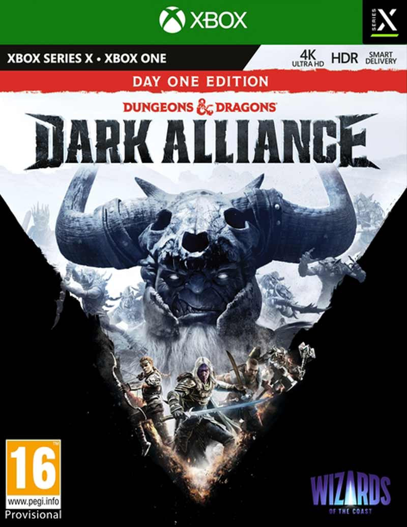 XBOX ONE Dungeons and Dragons Dark Alliance - Day One Edition