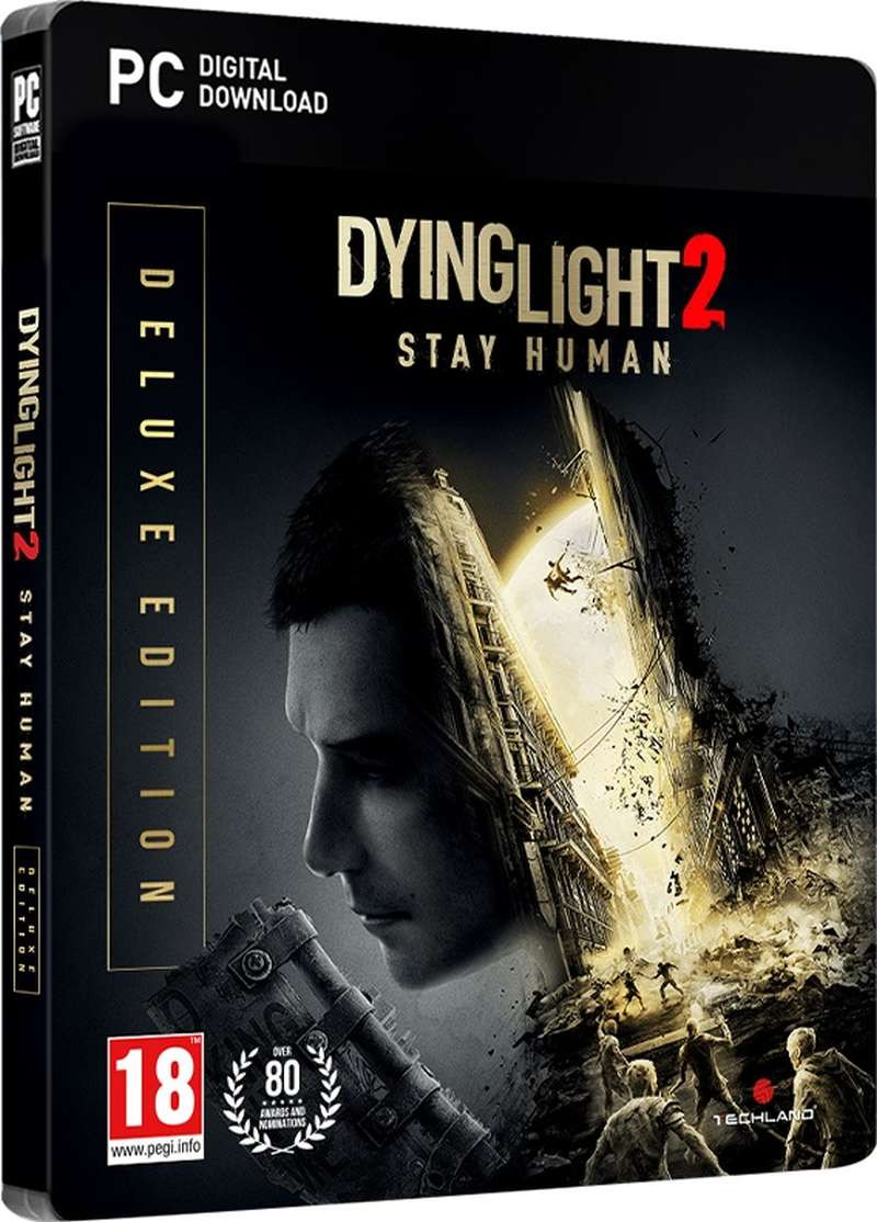PCG Dying Light 2 - Deluxe Edition
