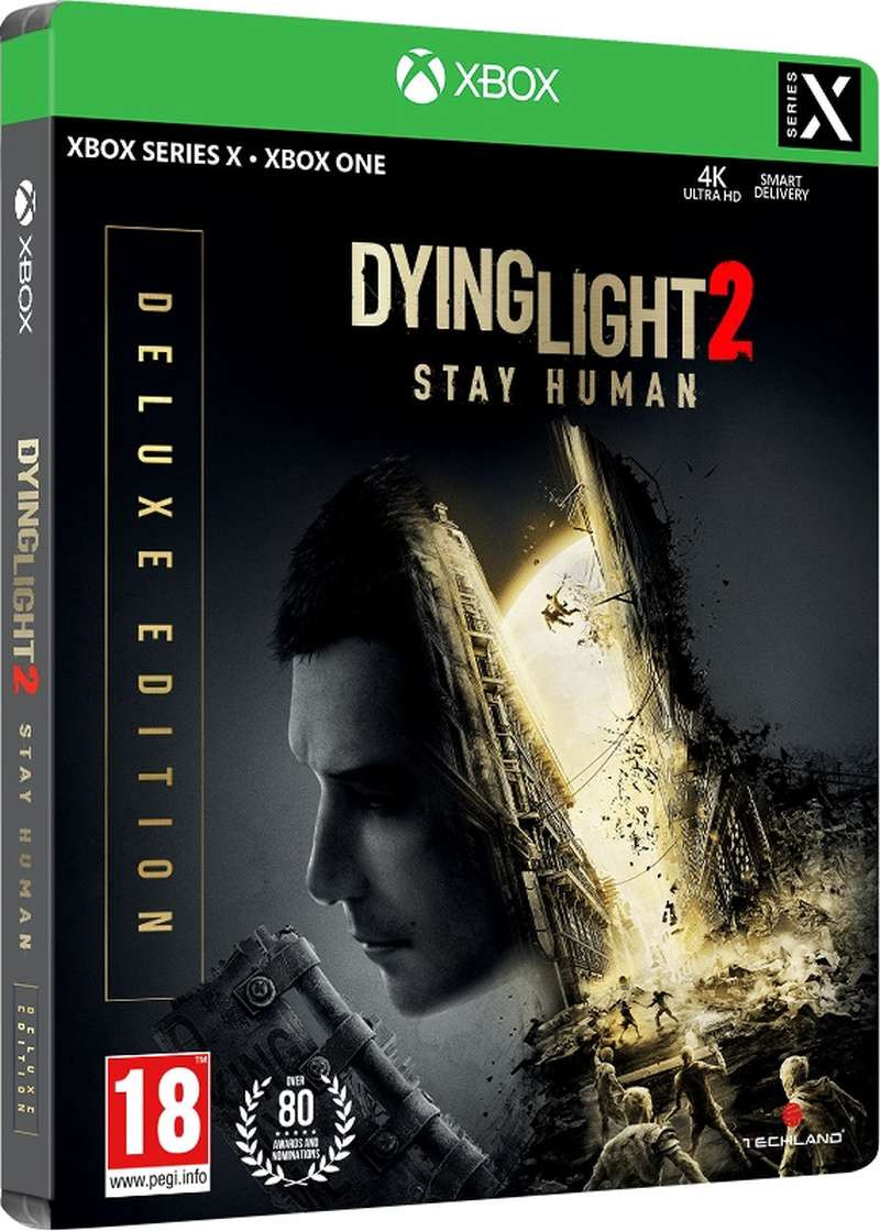XBOX ONE Dying Light 2 - Deluxe Edition
