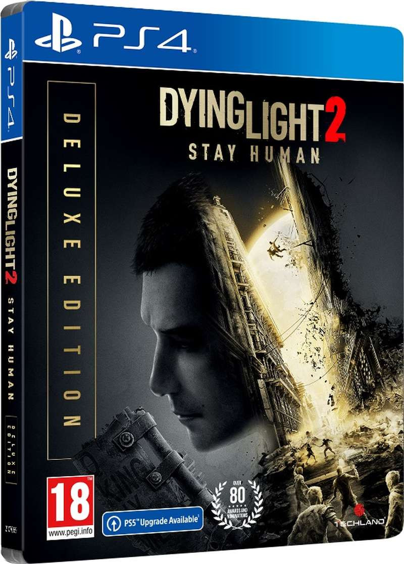 PS4 Dying Light 2 - Deluxe Edition