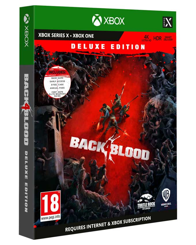 XBOX ONE Back 4 Blood - Deluxe Edition