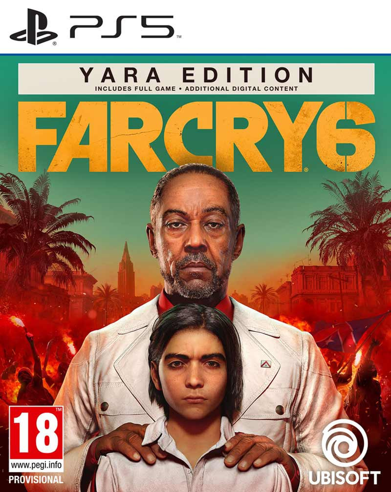 PS5 Far Cry 6 - Yara Day One Special Edition