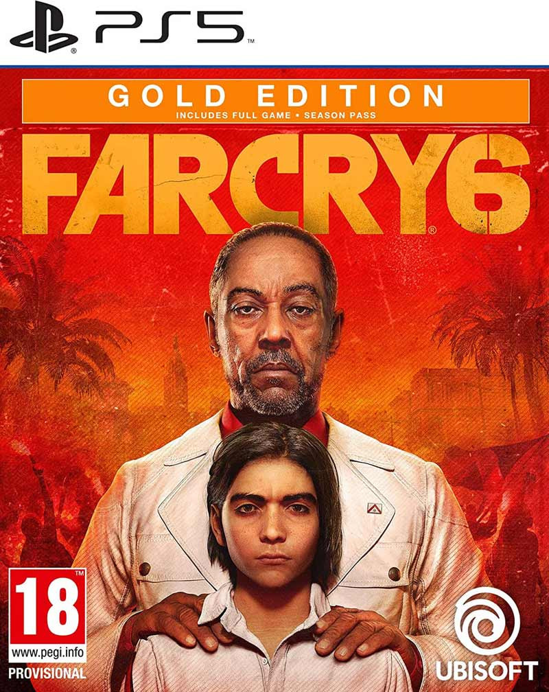 PS5 Far Cry 6 - Gold Edition