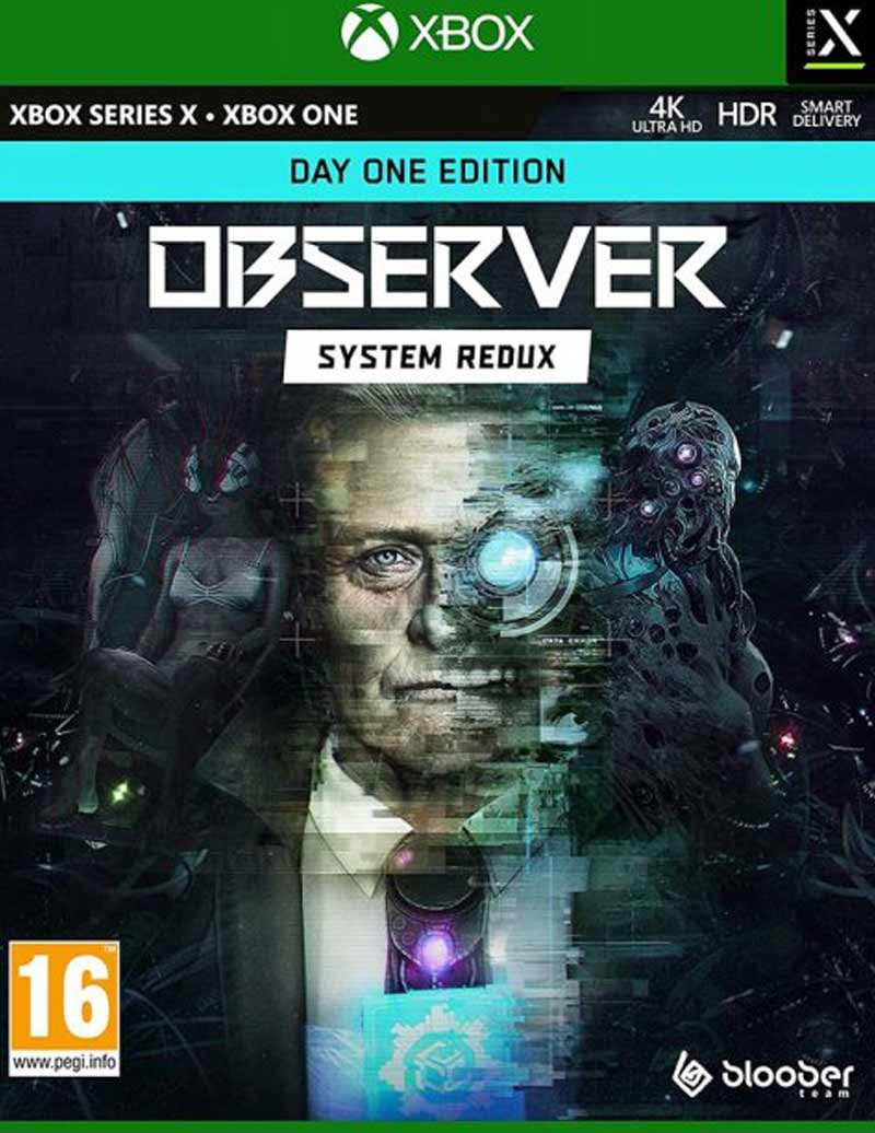 XBOX ONE Observer - System Redux - Day One Edition