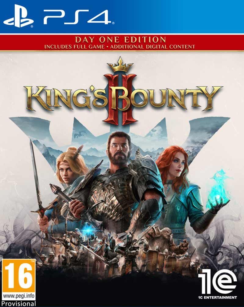 PS4 Kings Bounty II - Day One Edition