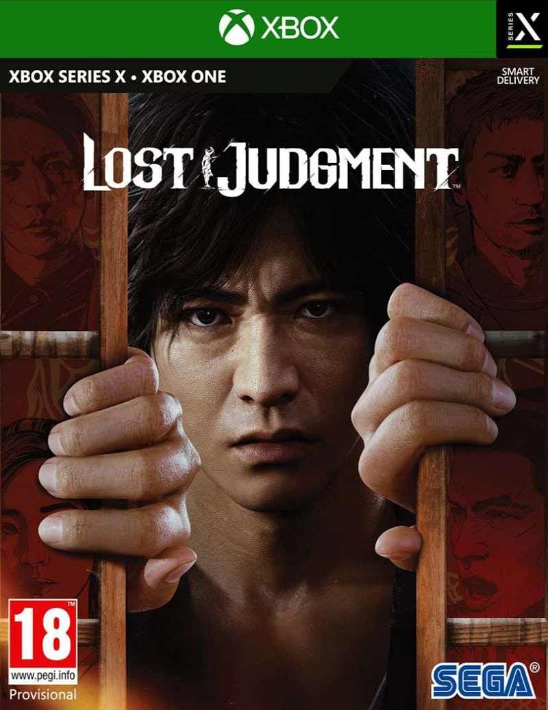 XBOX ONE Lost Judgment