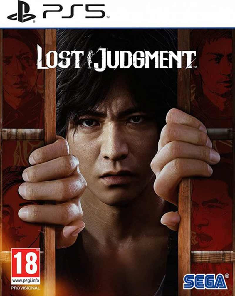PS5 Lost Judgment