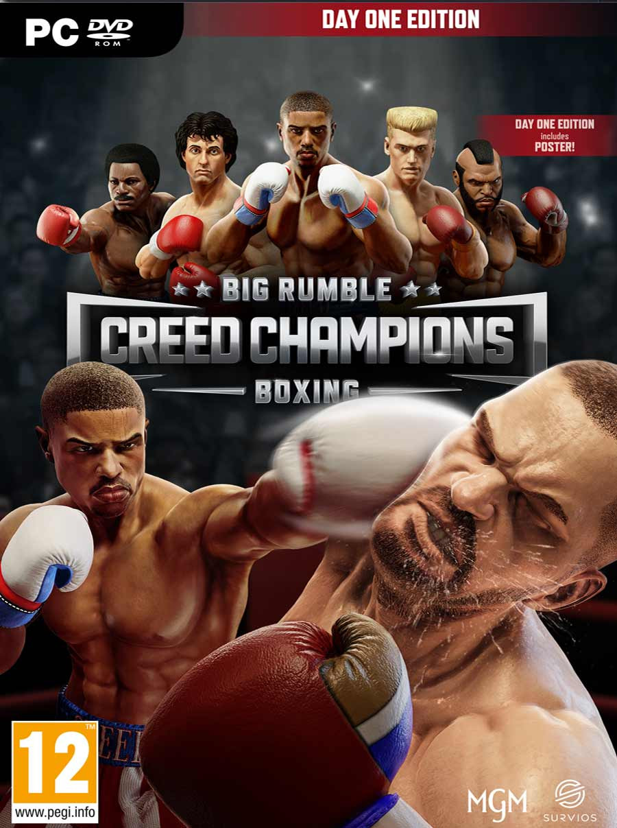 PCG Big Rumble Boxing - Creed Champions - Day One Edition