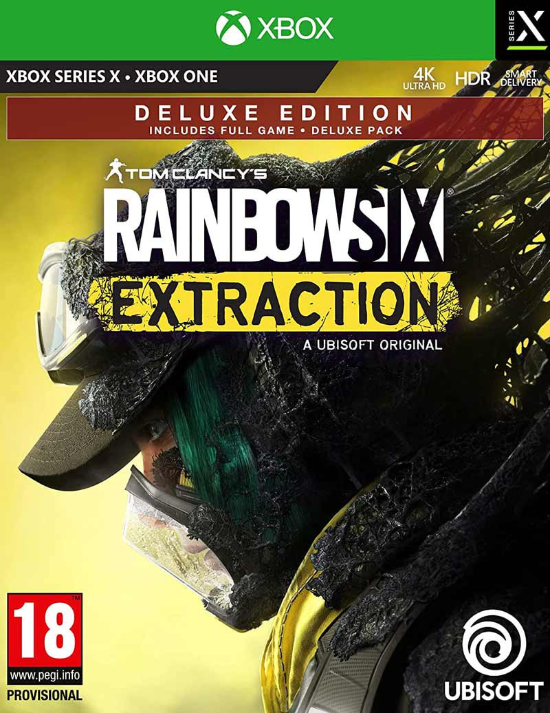 XBOX ONE Tom Clancys Rainbow Six - Extraction - Deluxe Edition
