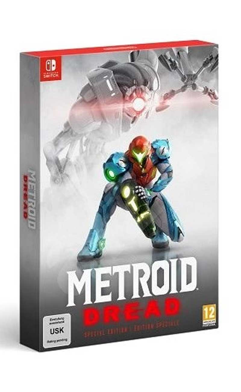 SWITCH Metroid Dread - Special Edition