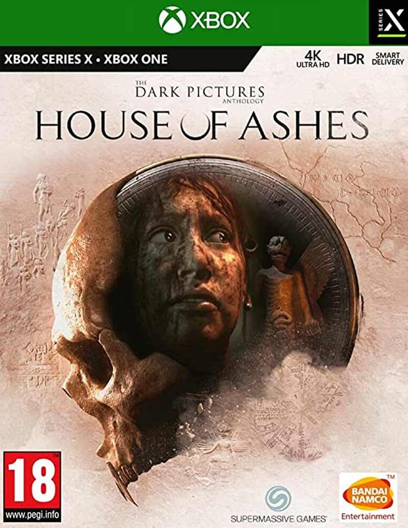 XBOX ONE The Dark Pictures Anthology - House of Ashes