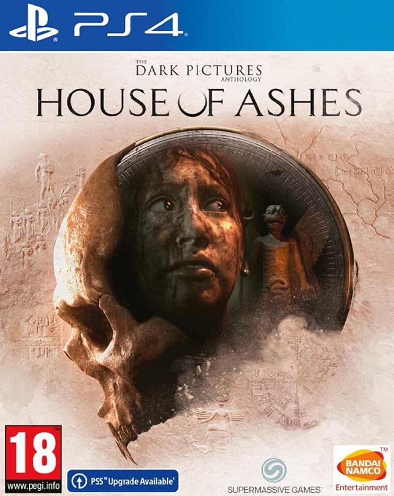 PS5 The Dark Pictures Anthology - House of Ashes