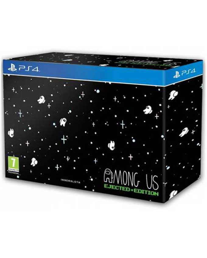 PS4 Among Us - Ejected Edition