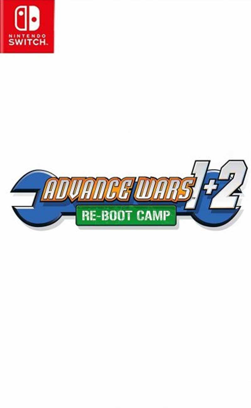 SWITCH Advance Wars 1 and 2 - Re-Boot Camp