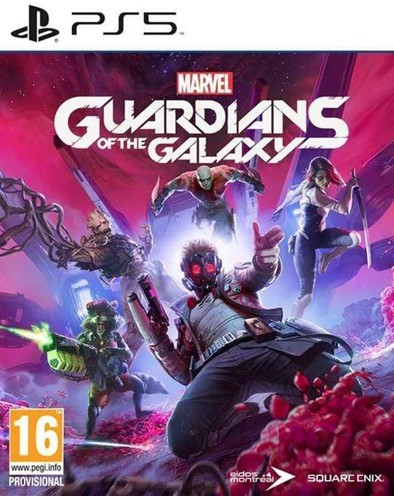 PS5 Marvels Guardians of the Galaxy